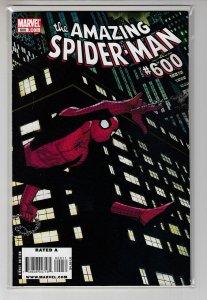 AMAZING SPIDER-MAN (1963 MARVEL) #600 NM A34994