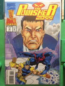 The Punisher 2099 #13 The Fall of the Hammer part 5