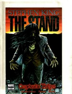 10 The Stand Comics Captain Trips #1 2 3 4 5 American Nightmares 1 2 3 4 5 J398