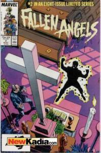 Fallen Angels #2, VF- (Stock photo)