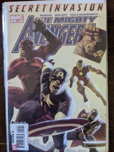 The Mighty Avengers #12 (2008)