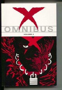 X Omnibus-Vol. 2-Chris Warner-TPB-trade