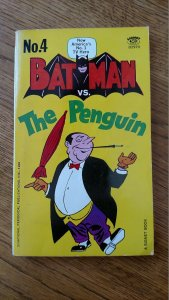 Batman vs the Penquin SIGNET 1966 #4