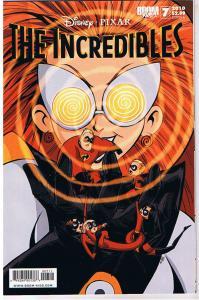The INCREDIBLES #7 A, NM, Disney Pixar, Boom Studios, 2009, more in store
