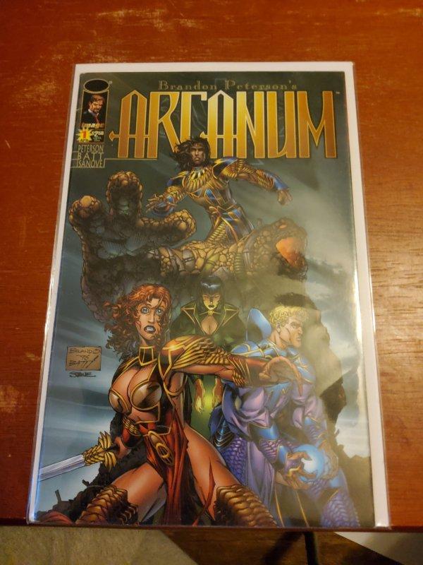 Arcanum (DE) #1 (1997)