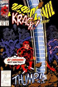 Daredevil (1964 series) #317, NM- (Stock photo)