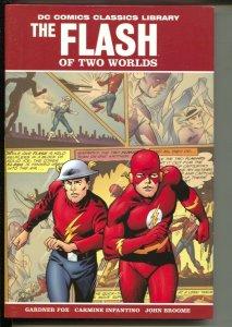 Flash: Of Two Worlds-Gardner Fox-2009-HC-VG/FN