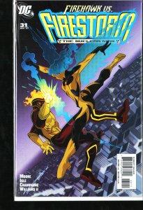 Firestorm #31 (2007)