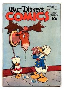WDCS-#85-FUNNY WALT KELLY PRANK COVER FN