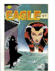 12 Eagle Crystal Comics # 2 3 4 5 6 7 9 10 11 12 13 14 Mystery Thriller RB15