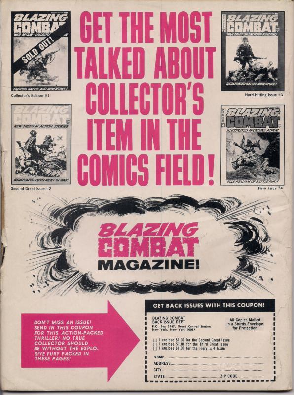 EERIE 17,Scarce,1968,HORROR,Warren Magazine,Steve Ditko,Reed Crandall,Krenkel