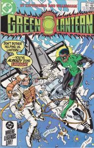 Green Lantern #187