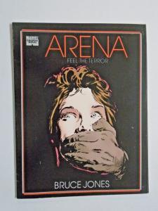Arena #1 GN graphic novel VG (1989)