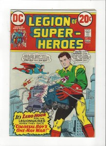 Legion Of Super-Heroes #4 (1973)  Colossal Boy's WarHigh Grade