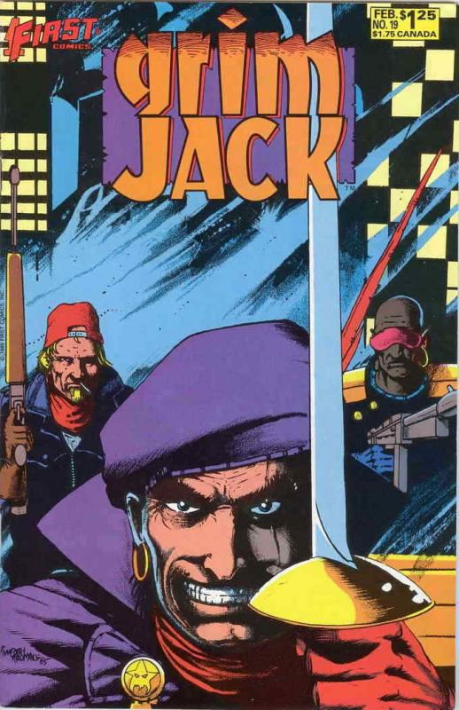 Grimjack #19 VF/NM; First | save on shipping - details inside
