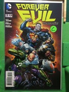 Forever Evil #3 The New 52