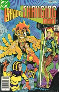 Shade, The Changing Man (1st Series) #4 FN; DC | save on shipping - details insi