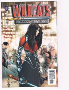 Wildcats Nemesis # 1 Of 6 NM Wildstorm Comic Book Grifter Voodoo Zealot S80