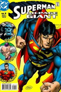 Superman (1987 series) 80-Page Giant #1, NM (Stock photo)