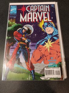 Captain Marvel #2 (1996)