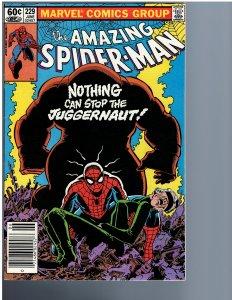 The Amazing Spider-Man #229 (1982)