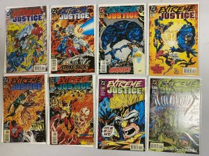 Extreme Justice Set #1-18 8.5 VF+ (1995)