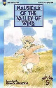 Nausicaä of the Valley of Wind Part 5 #5 VF/NM; Viz   save on shipping - details