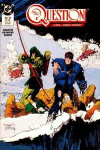 Question (1987 series) #18, VF+ (Stock photo)