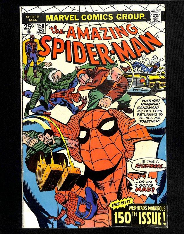 Amazing Spider-Man #150