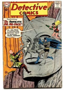 Detective  #319 comic book 1963-DC-DR NO-FACE-BATMAN-JOHN JONES
