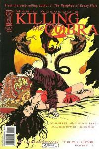 Killing the Cobra: Chinatown Trollop #1, NM + (Stock photo)