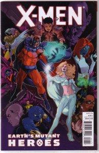 X-Men  : Earth's Mutant Heroes   #1 FN