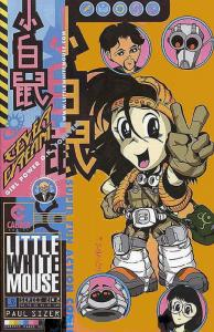 Little White Mouse (Vol. 2) #2 VF; Caliber   save on shipping - details inside