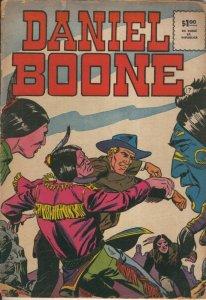 Daniel Boone numero 017
