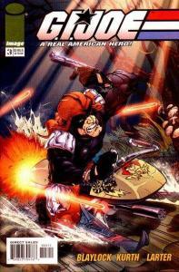 G.I. Joe (2001 series) #3, VF (Stock photo)