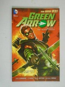 Green Arrow TPB #1 SC 8.0 VF (2012)