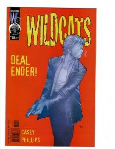 Wildcats #10 (2000) SR35