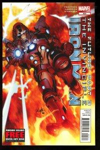 Invincible Iron Man #523 (2012)