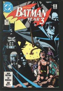 BATMAN 433-442;10 ISSUES!! 9.6-9.8, 1st prints 1st Tim Drake- Robin RETAIL 90.00