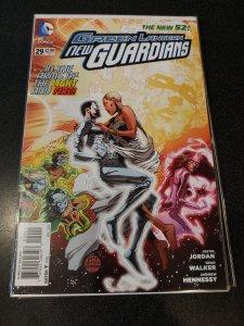 Green Lantern: New Guardians #29 (2014)