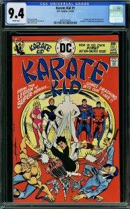 Karate Kid #1 (DC, 1976) CGC 9.4