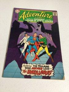 Adventure Comics 361 Vg+ Very Good+ 4.5 DC Comics