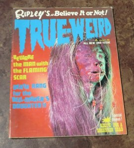 Ripley's Believe it or Not True-Weird #2 VG/FN Silver Age Magazine Strange Crazy