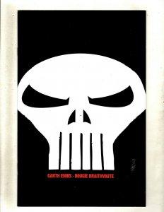Lot Of 9 Punisher Marvel Comic Books # 1 (Variant) 9 10 11 13 14 15 16 RP5