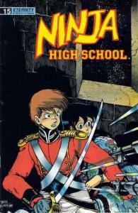 Ninja High School #15 FN; Malibu | save on shipping - details inside