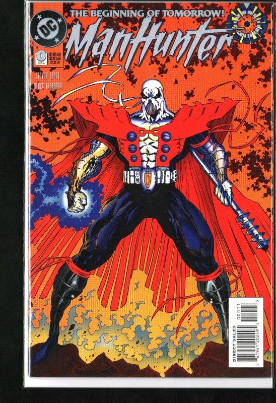 Manhunter #0 (1994)
