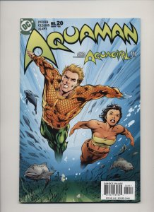 Aquaman #20 (2004)