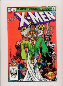 Marvel KING SIZE ANNUAL#6 X-MEN Dracula Lillith FINE/VERY FINE (PF114)