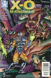 X-O Manowar (1992 series) #56, NM (Stock photo)