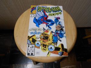 Spider-Man 2099 (1992 1st Series) #4 Feb 1993 Cover price $1.25 Marvel